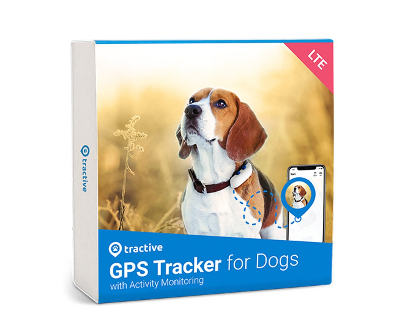 See exactly how close, and let Tractive GPS lead you to your furry friend with the new Find feature.