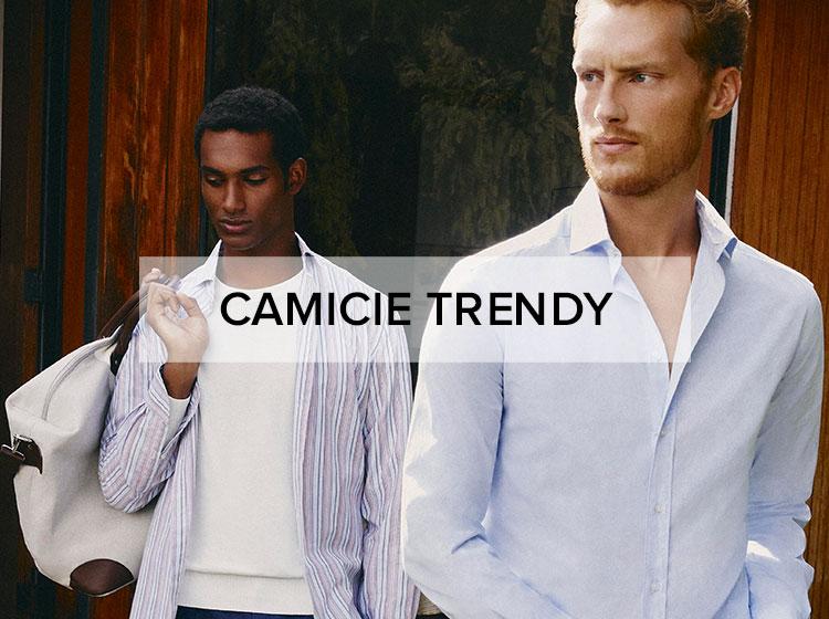 Camicia Trendy