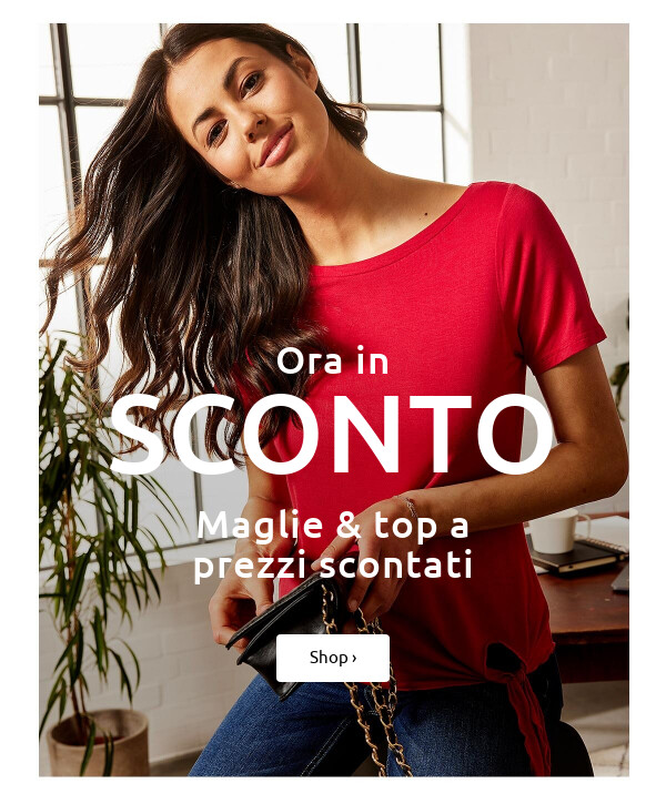 Maglie & top >