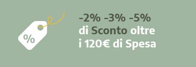 Sconti oltre 120 euro spesa | Robinson Pet Shop