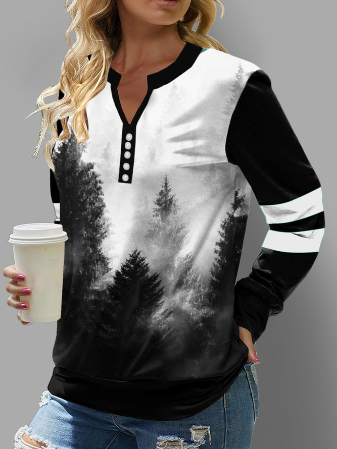 Cotton-Blend Casual Shirts & ...