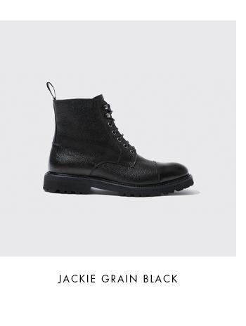 Jackie Grain Black