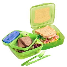 Lunch box e contenitori