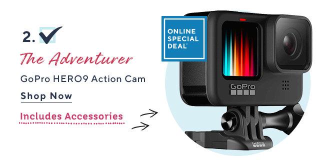 Online Special Deal* The Adventurer GoPro HERO9 Action Cam Shop Now