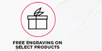 Free Engraving On Select Products