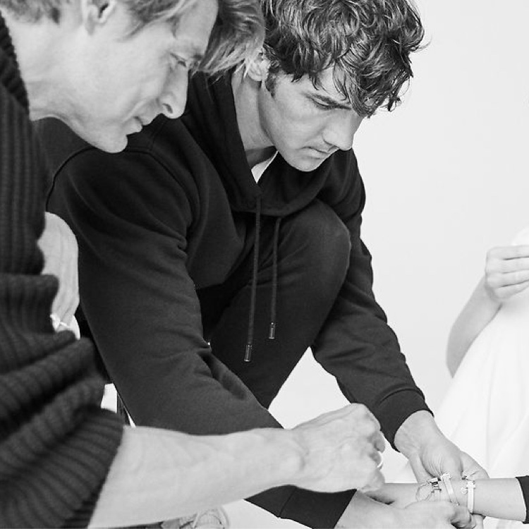 Our design team goes through a complex process to create all of the latest collections