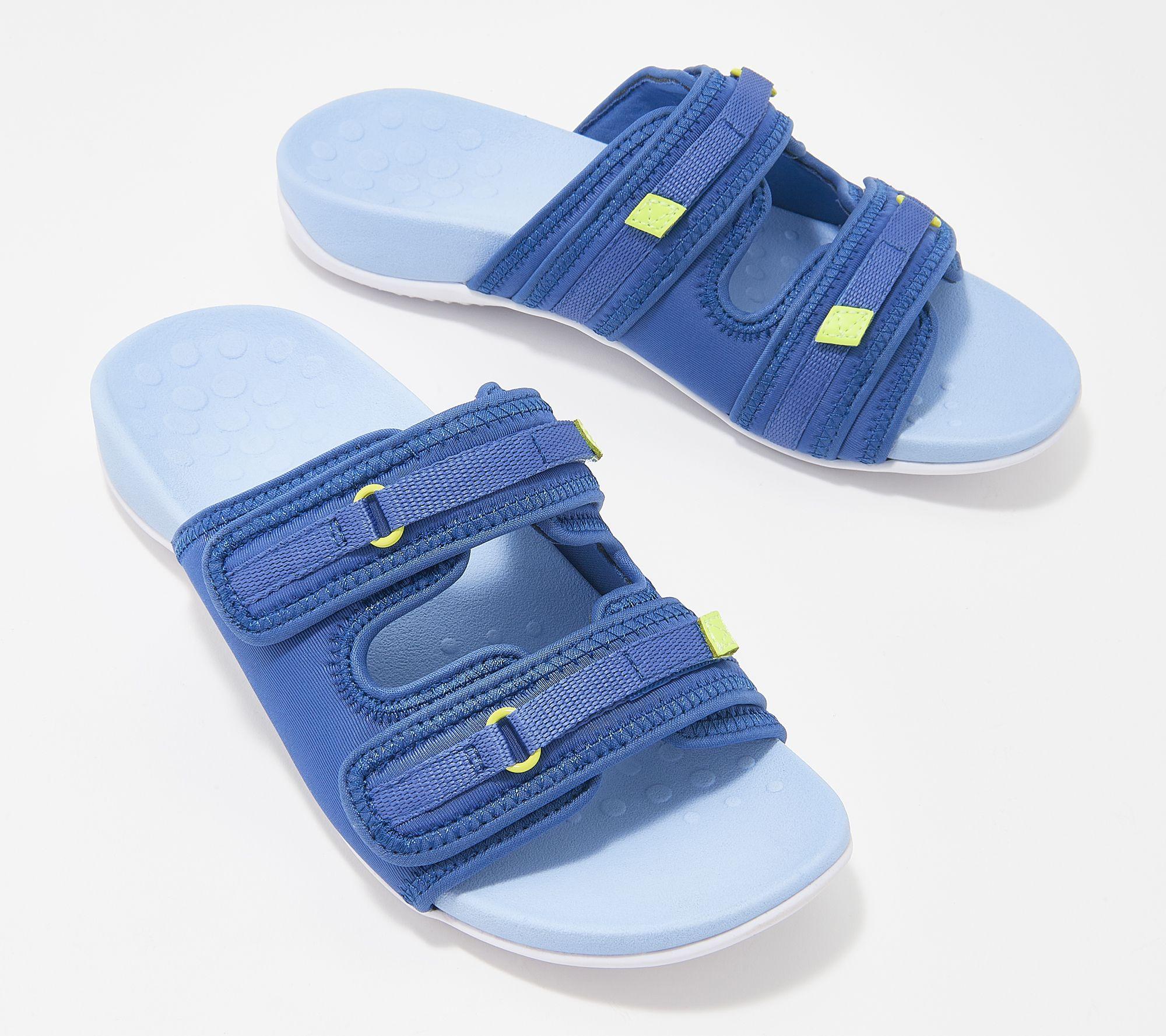 Vionic Adjustable Sport Slide Sandal - Sarah