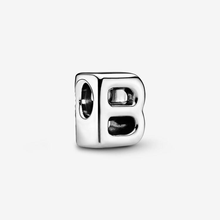 Pandora Letter B Alphabet Charm