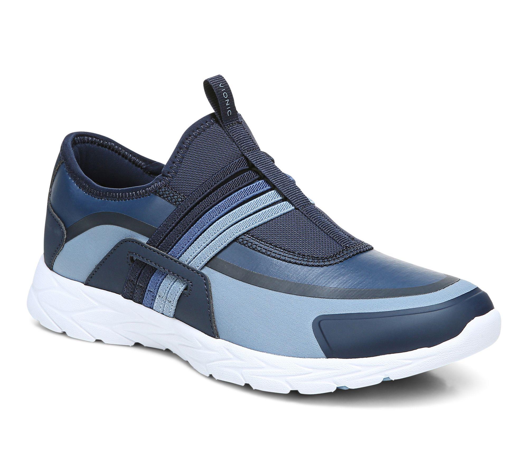 Vionic Mesh Slip-On Sneakers - Vayda