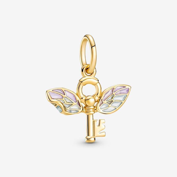 Pandora Harry Potter, Winged Key Pendant