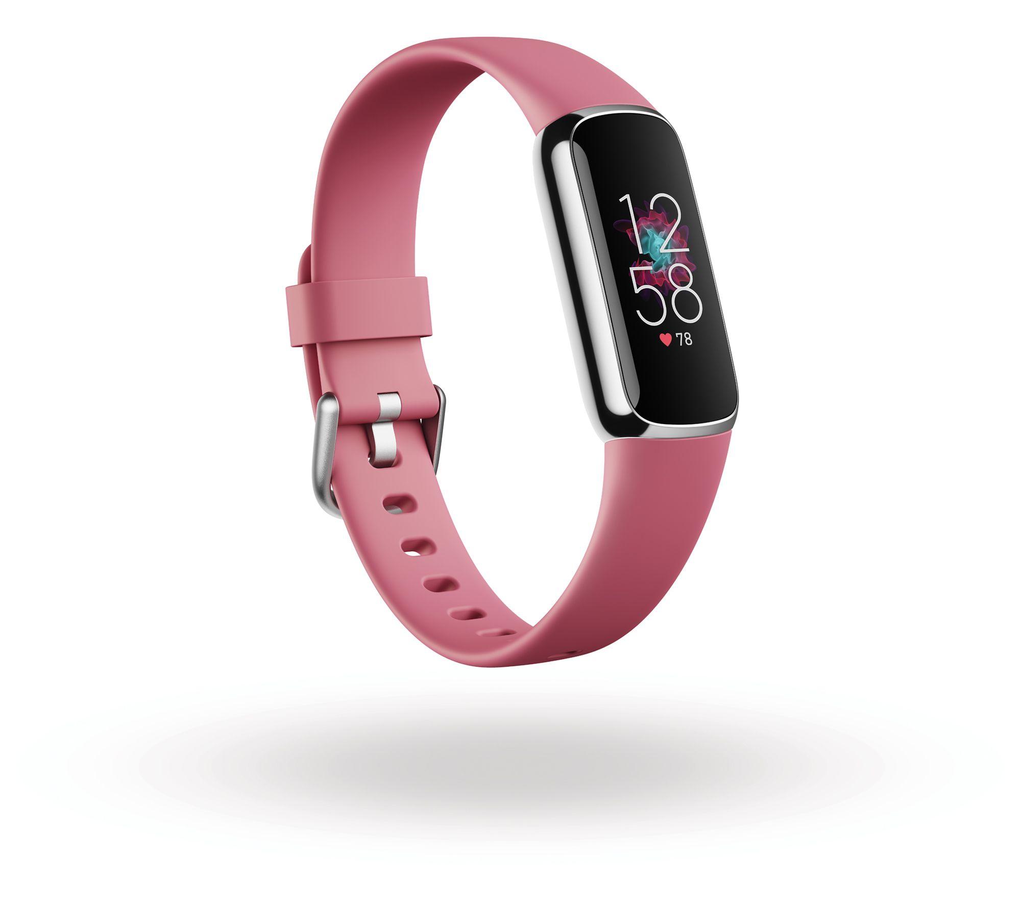 Ships 10/18 Fitbit Luxe Fitness & Wellness Smart Wearable
