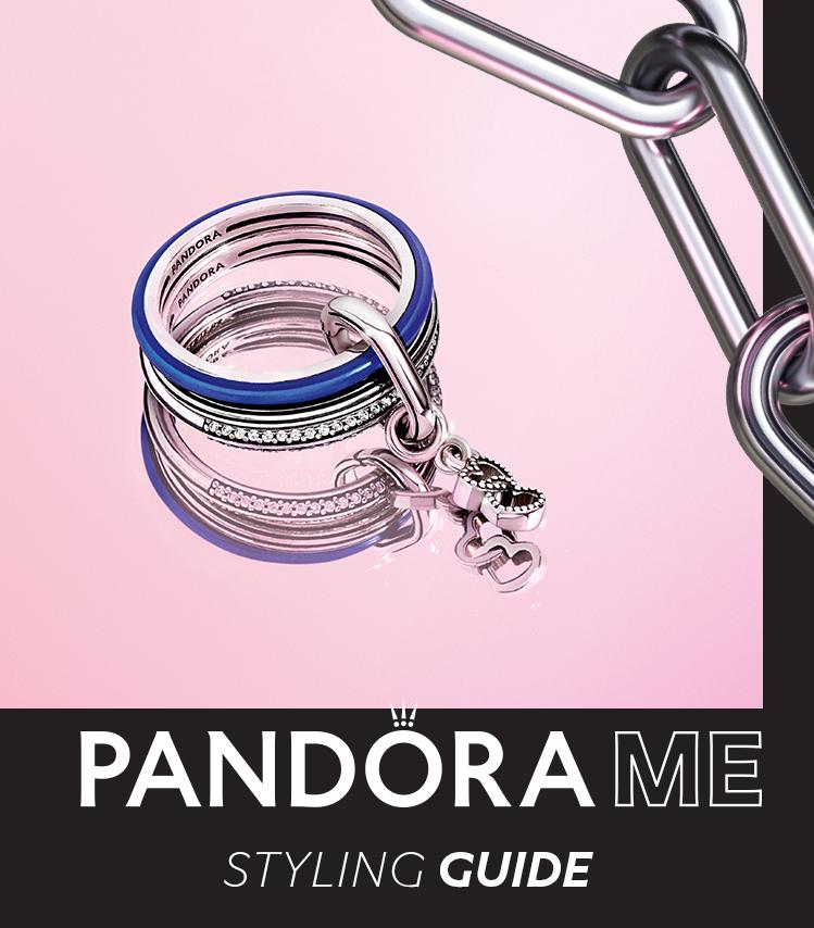 Pandora Me Style Guide