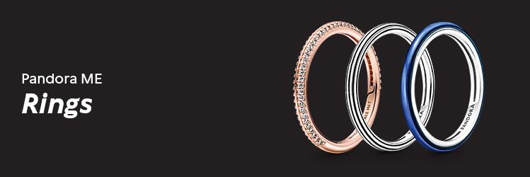 Pandora Me Rings