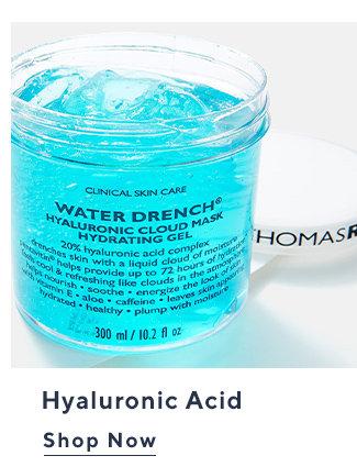 Hylaronic Acid Shop Now