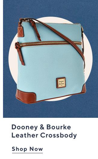 Dooney & Bourke Leather Crossbody Shop Now