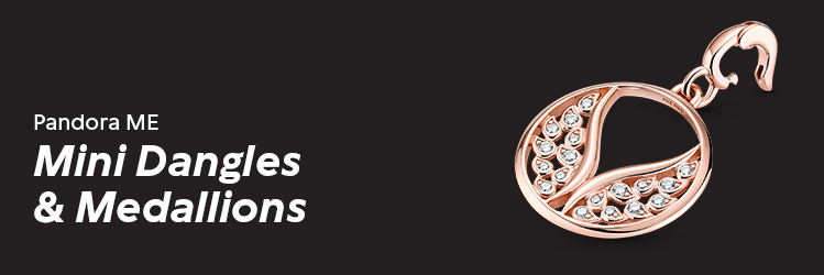 Pandora Me Charms & Medallions