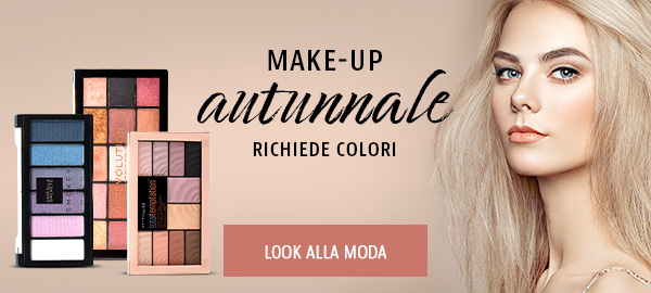 Make-up Autunnale