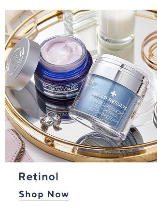 Retinol Shop Now