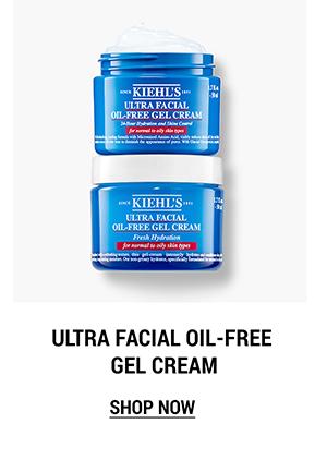 Ultra Facil Oil-free gel cream
