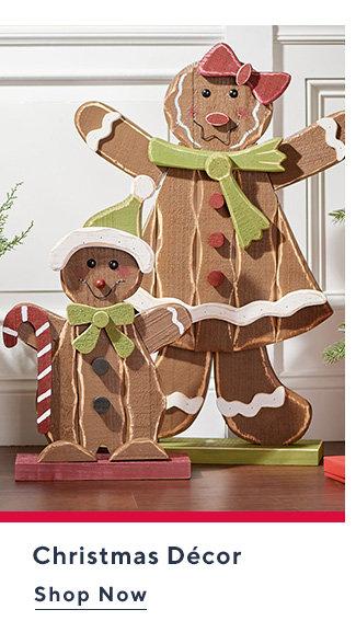 Christmas Décor Shop Now