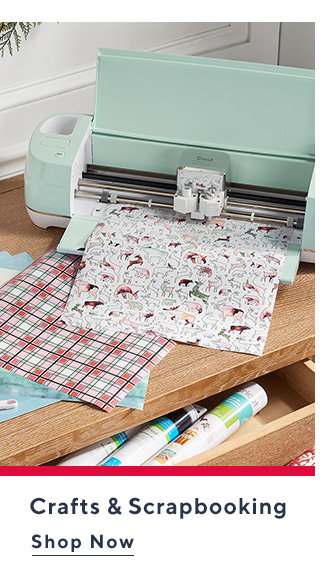 Crafts & Scrapbooking Shop Now