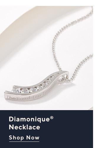 Diamonique® Necklace Shop Now