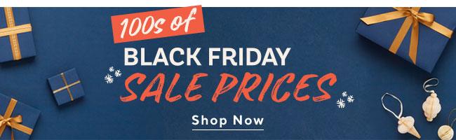 Black Friday Sale Prices