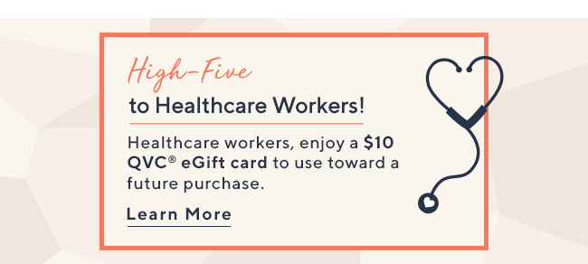 $10 for Healthcare Workers