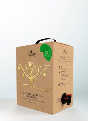 5L Bag in Box Montepulciano d'Abruzzo DOC