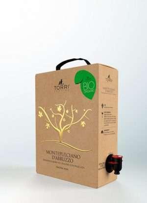 3L Bag in Box Montepulciano D'Abruzzo DOC