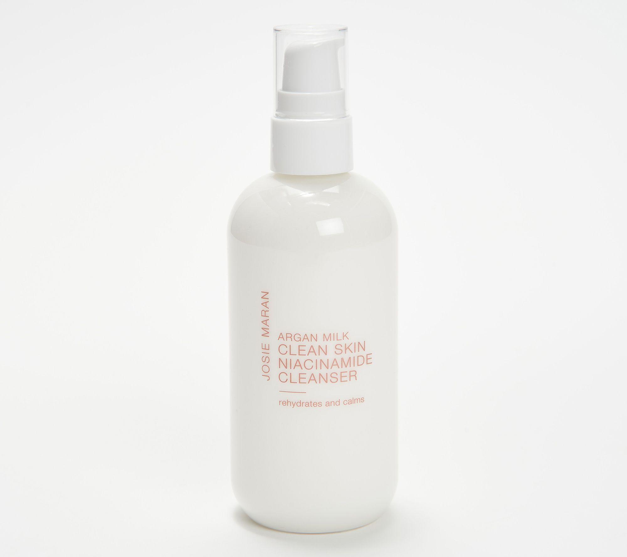 Josie Maran Super-Size Argan Milk Niacinamide Cleanser